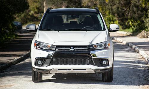 Le Mitsubishi ASX restylé disponible chez SAM