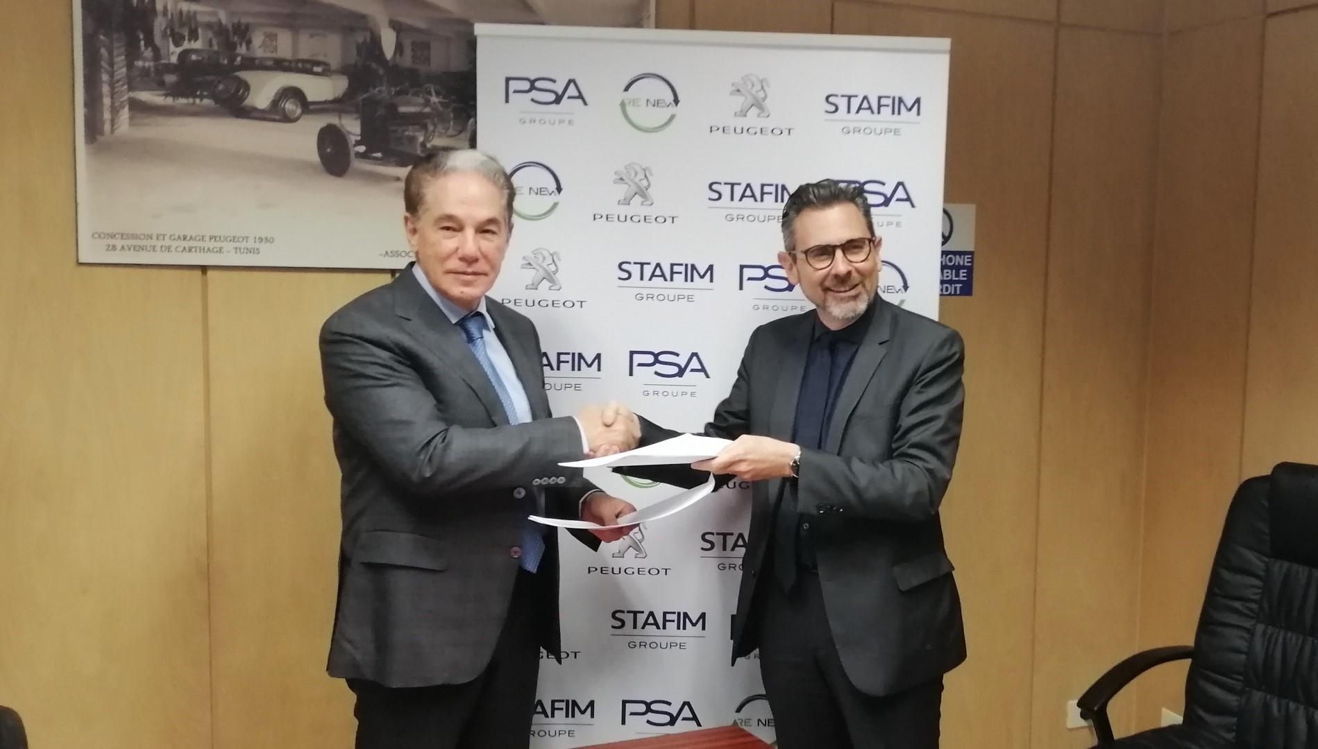 STAFIM et  PSA lancent une nouvelle offre de pièces
