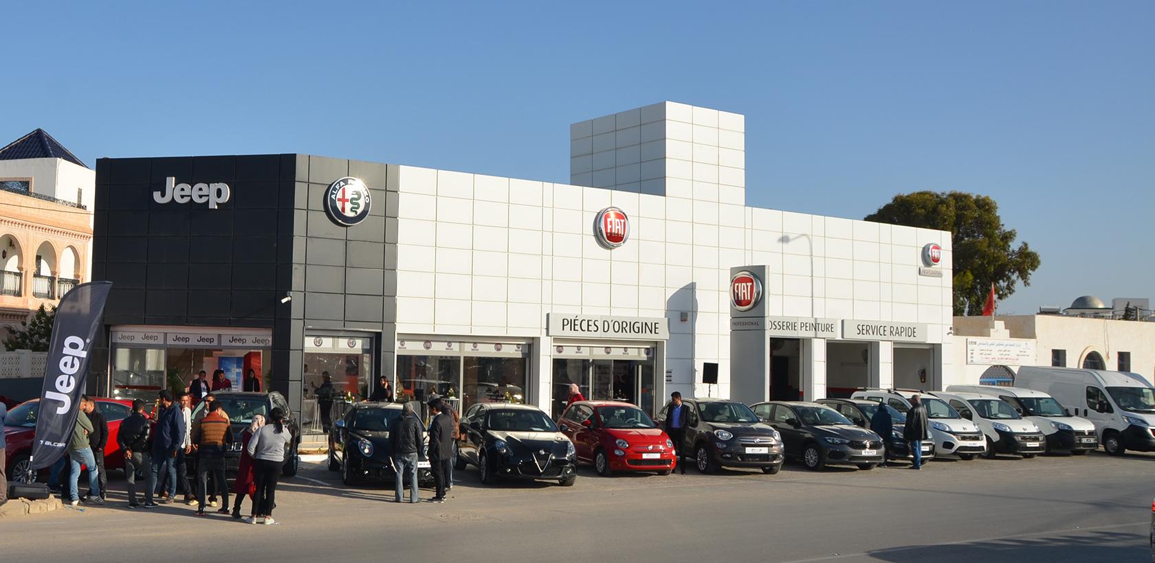 ITALCAR inaugure une deuxième agence à Djerba