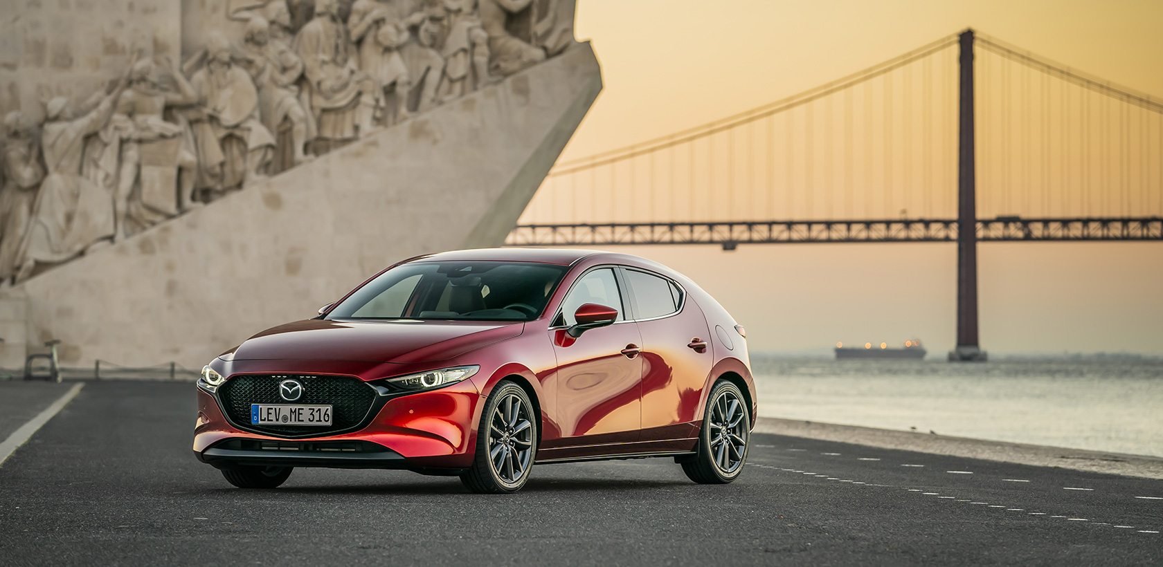 La nouvelle Mazda3 primée au Red Dot Awards 2019