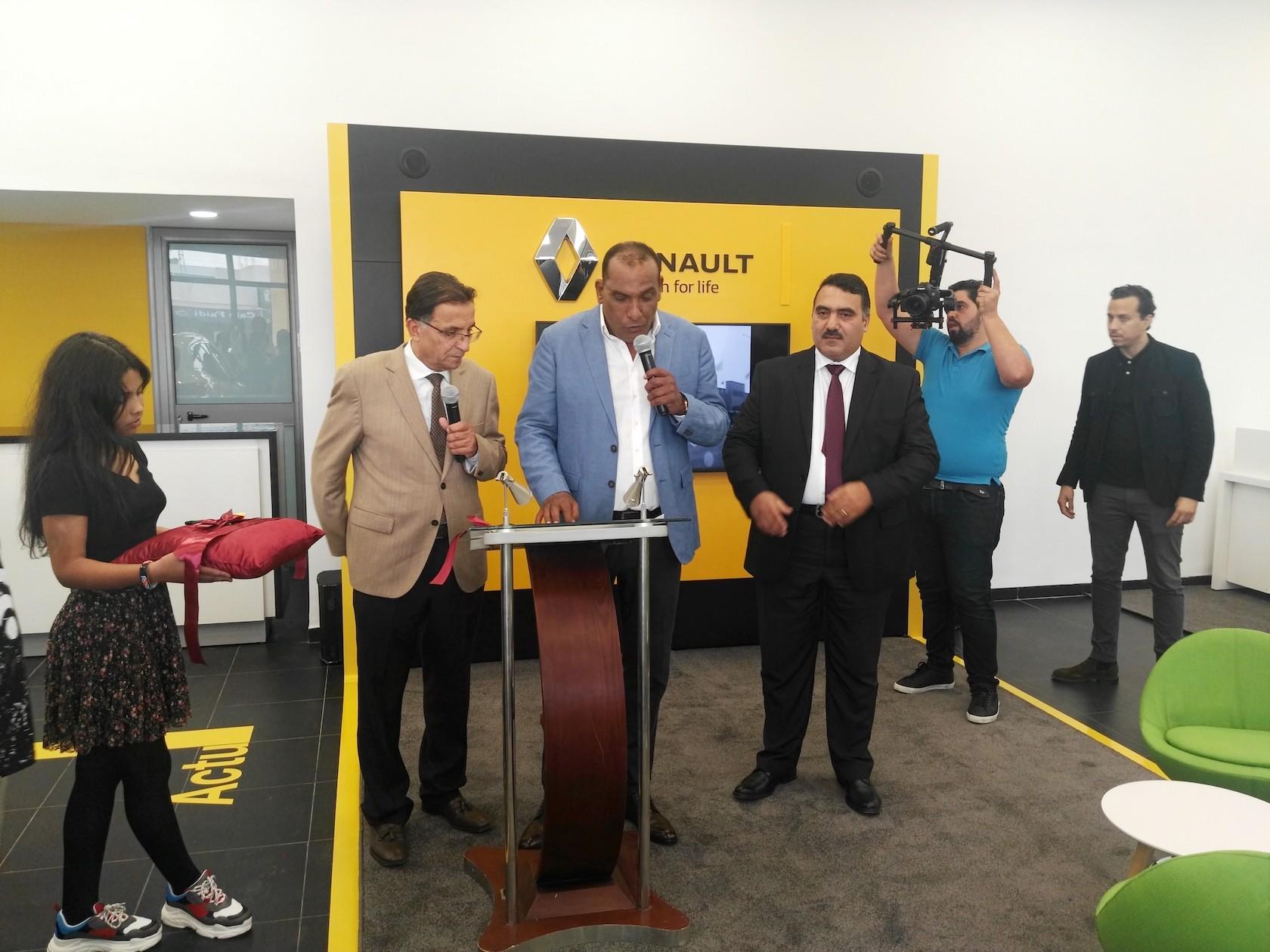 ARTES étend son réseau avec l'ouverture de l'agence Renault à Sidi Hassine Sijoumi