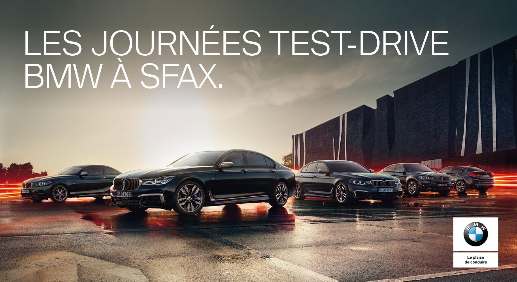 Ben Jemâa Motors présente sa gamme BMW et MINI à Sfax