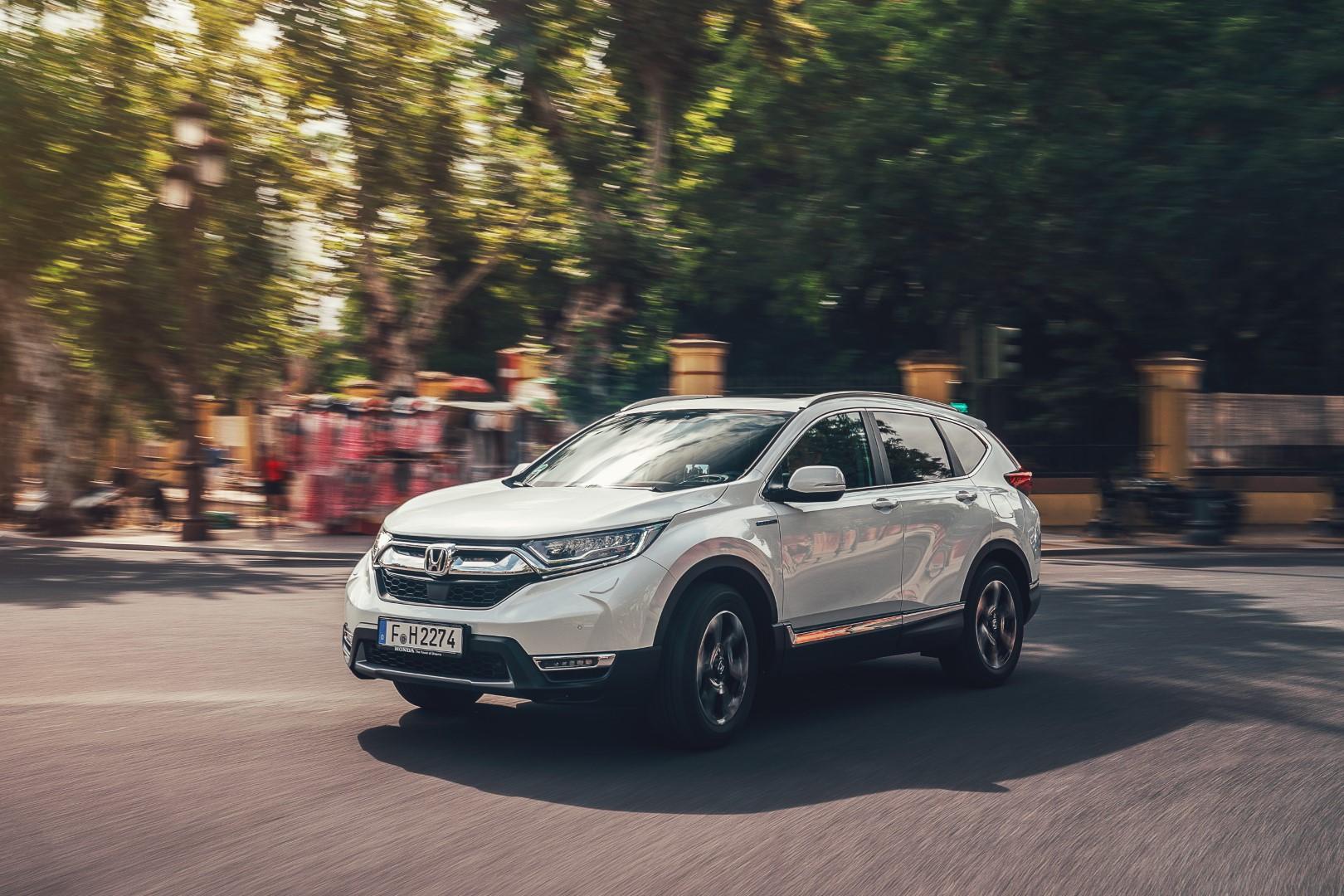 Le SUV Honda CR-V remporte le prix du magazine Auto Trader