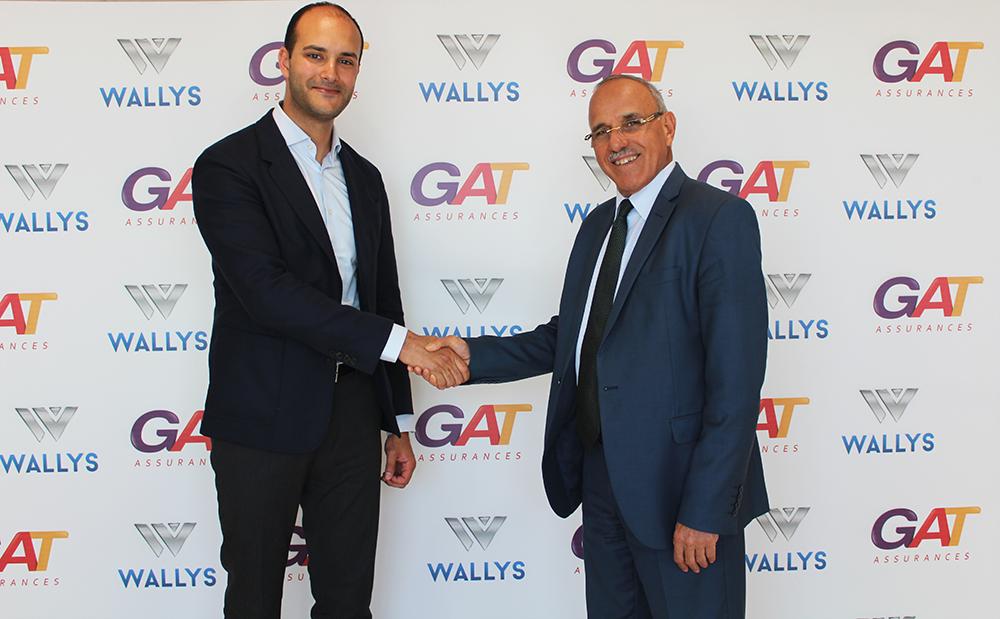 Partenariat en Wallyscar et GAT Assurances