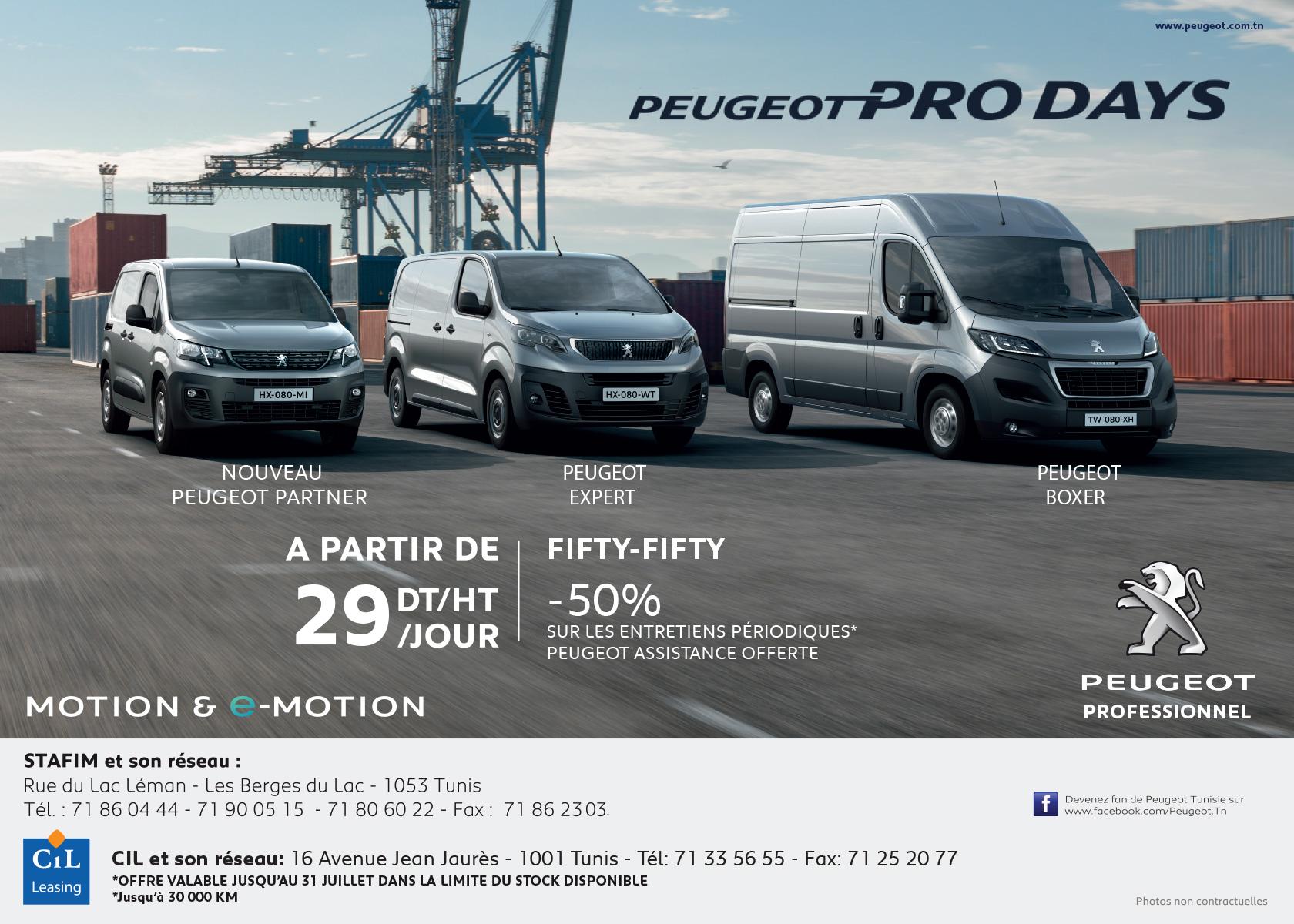 Peugeot Driving Nights