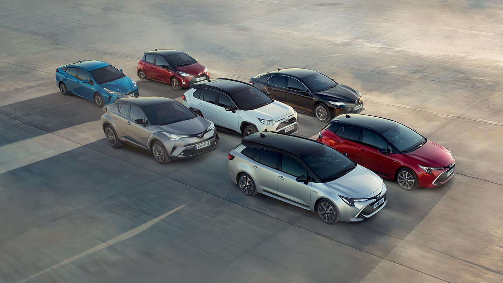 Toyota, leader mondial de l'Hybride