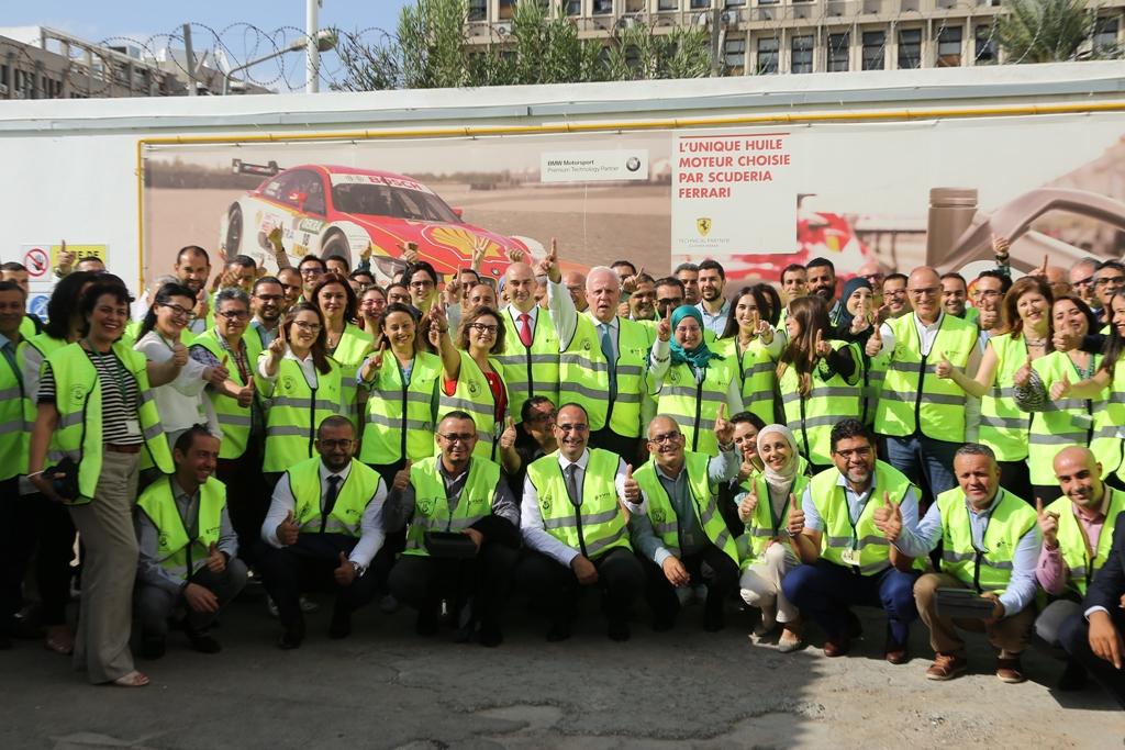Journée de la sécurité à Vivo Energy Tunisie