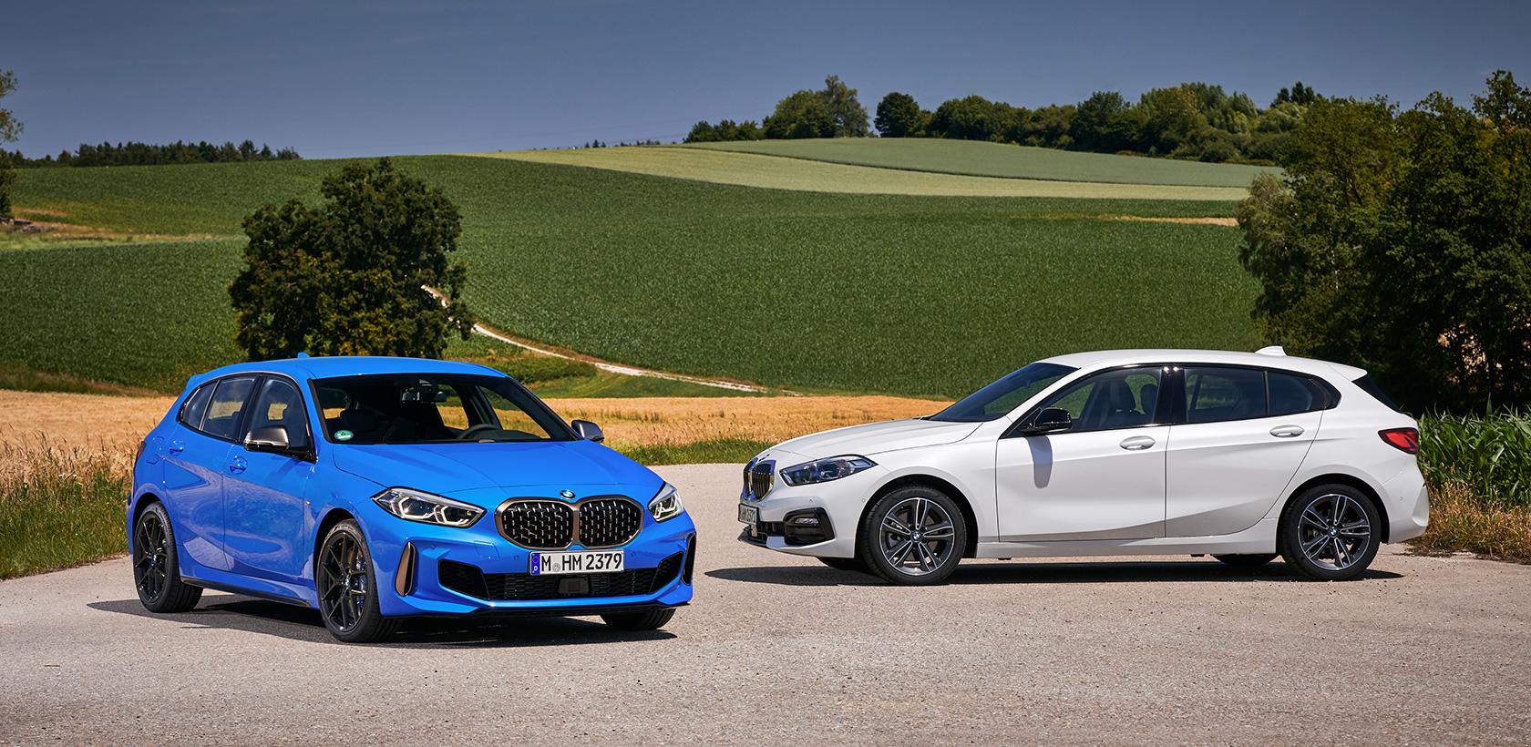 Nouvelle BMW Série 1