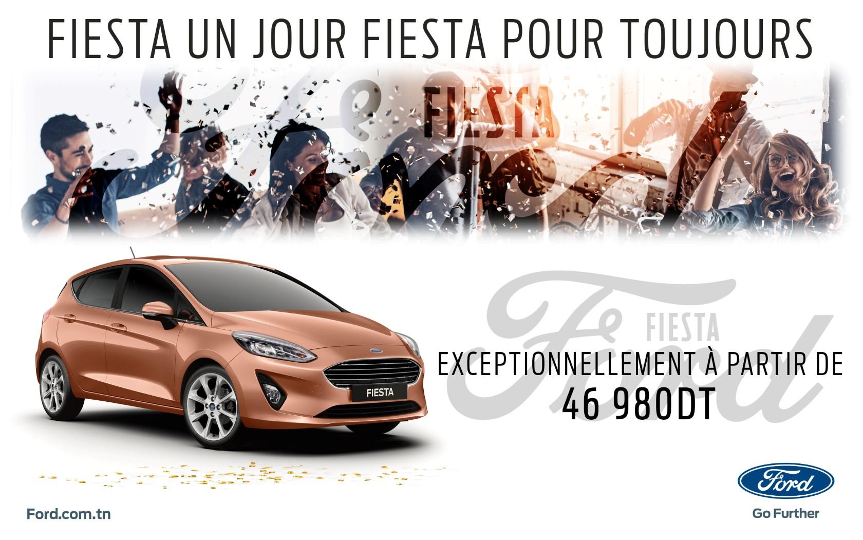 Promo sur la Ford Fiesta