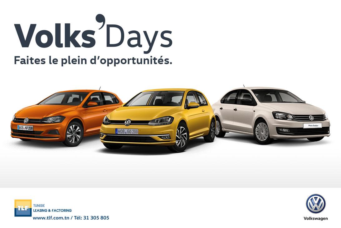 Volks'Days chez Ennakl Automobiles