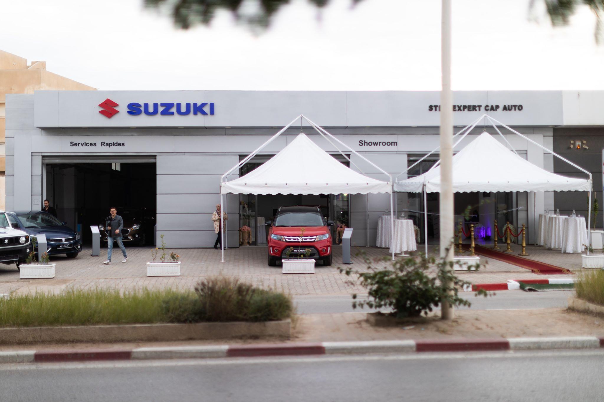 Suzuki inaugure une nouvelle agence à Nabeul