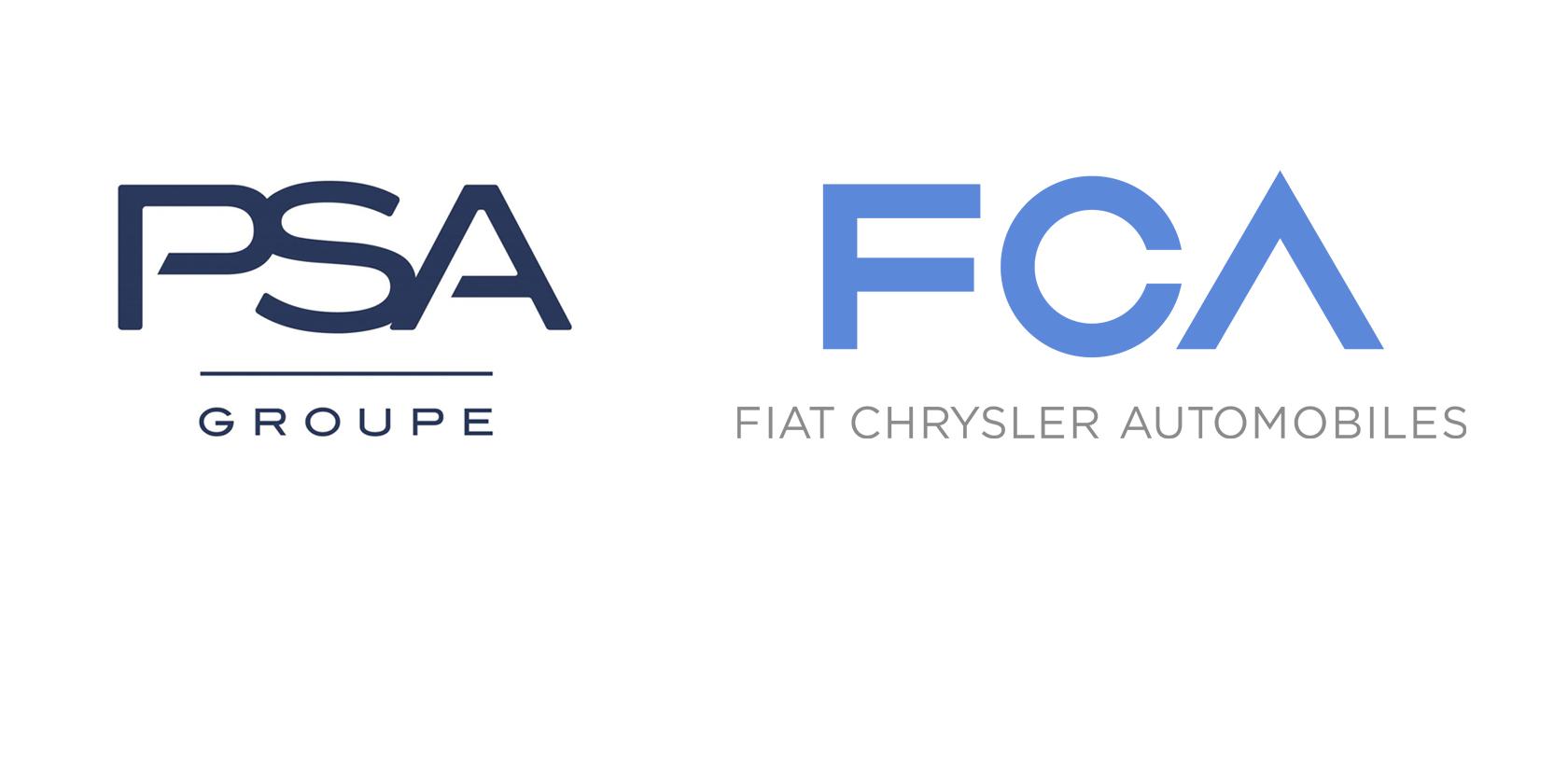 PSA et FCA s'accordent pour fusionner