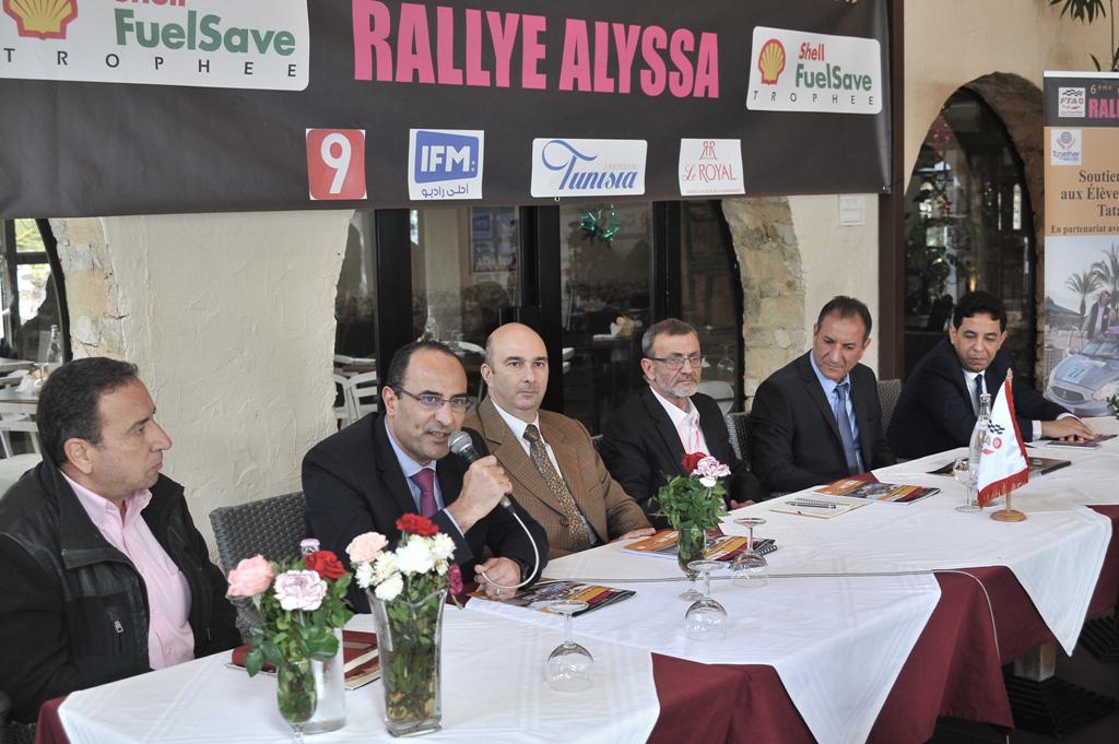 Rallye Alyssa