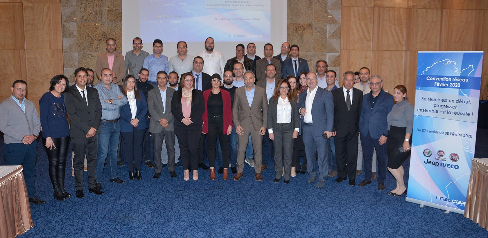 Convention réseau ITALCAR 2020