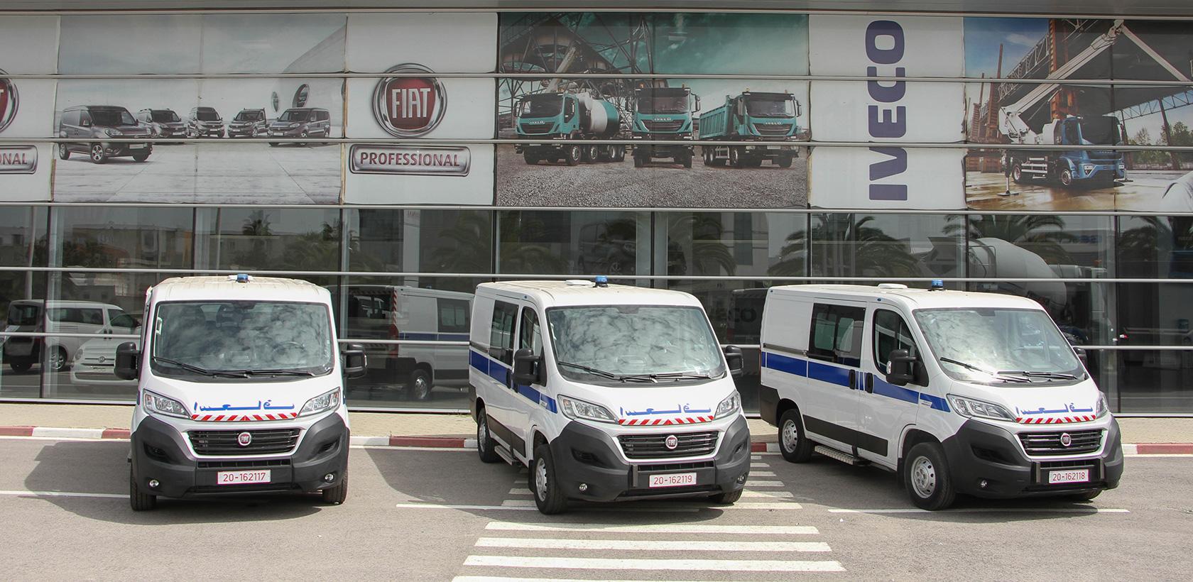 Italcar apporte sa contribution citoyenne dans la lutte contre le Covid-19