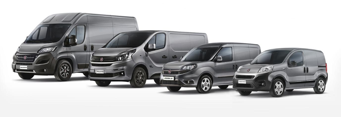 Fiat Pro leader du marché utilitaire hors pick-up