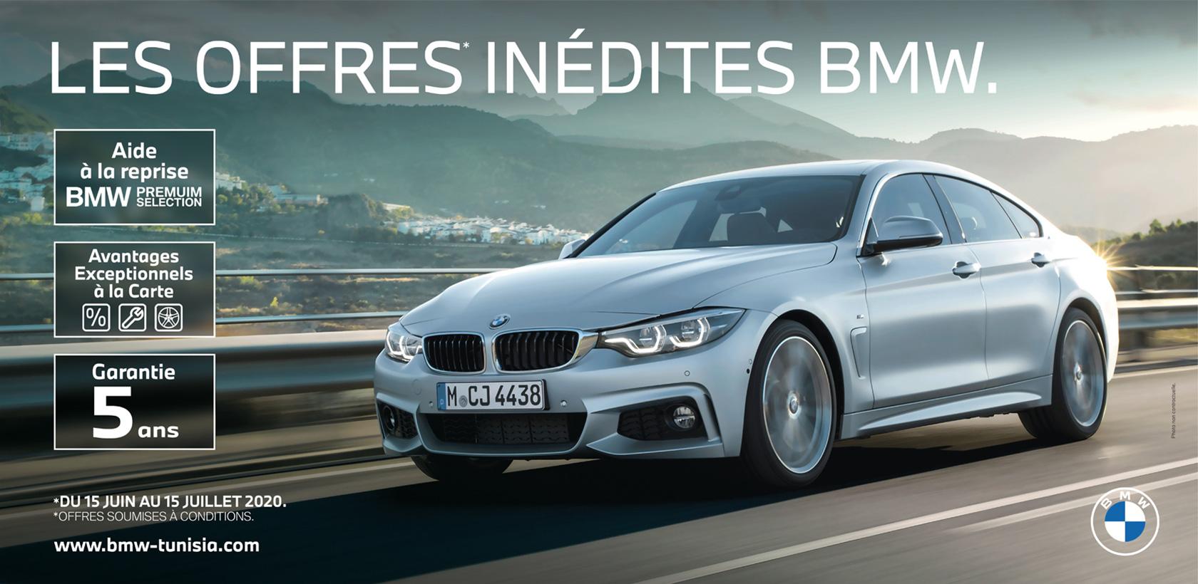 BMW Série 4 & Série 5