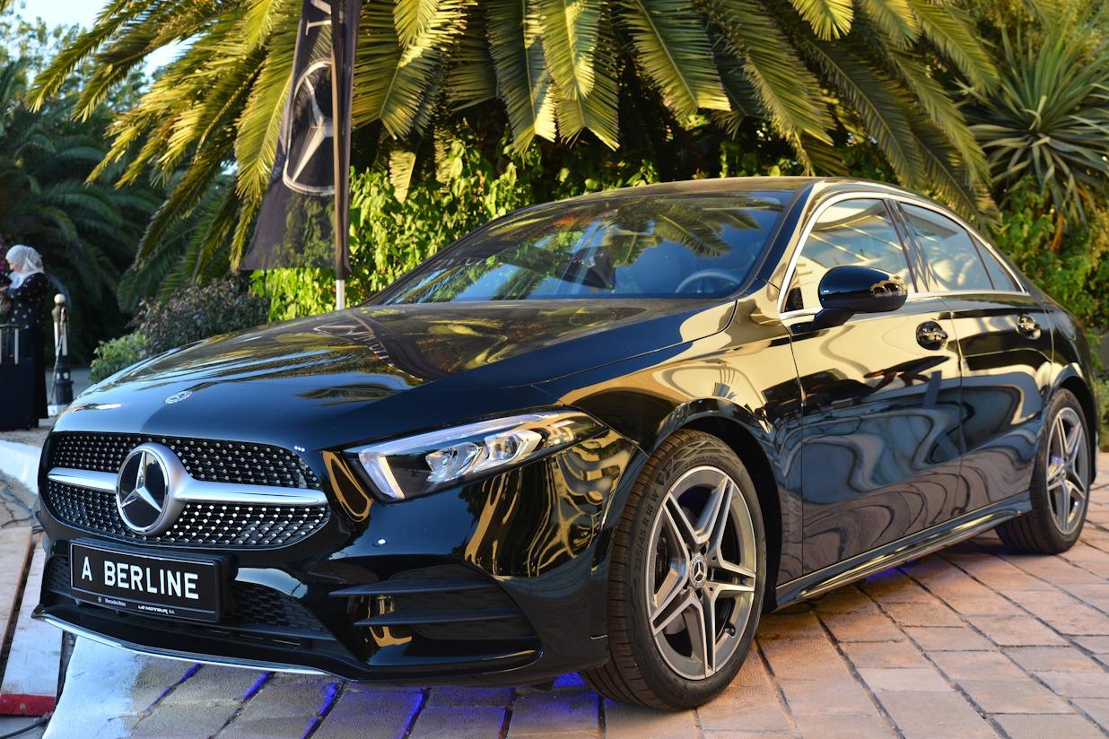 Mercedes-Benz à la soirée de l'hôtel TUI BLUE Oceana Suites
