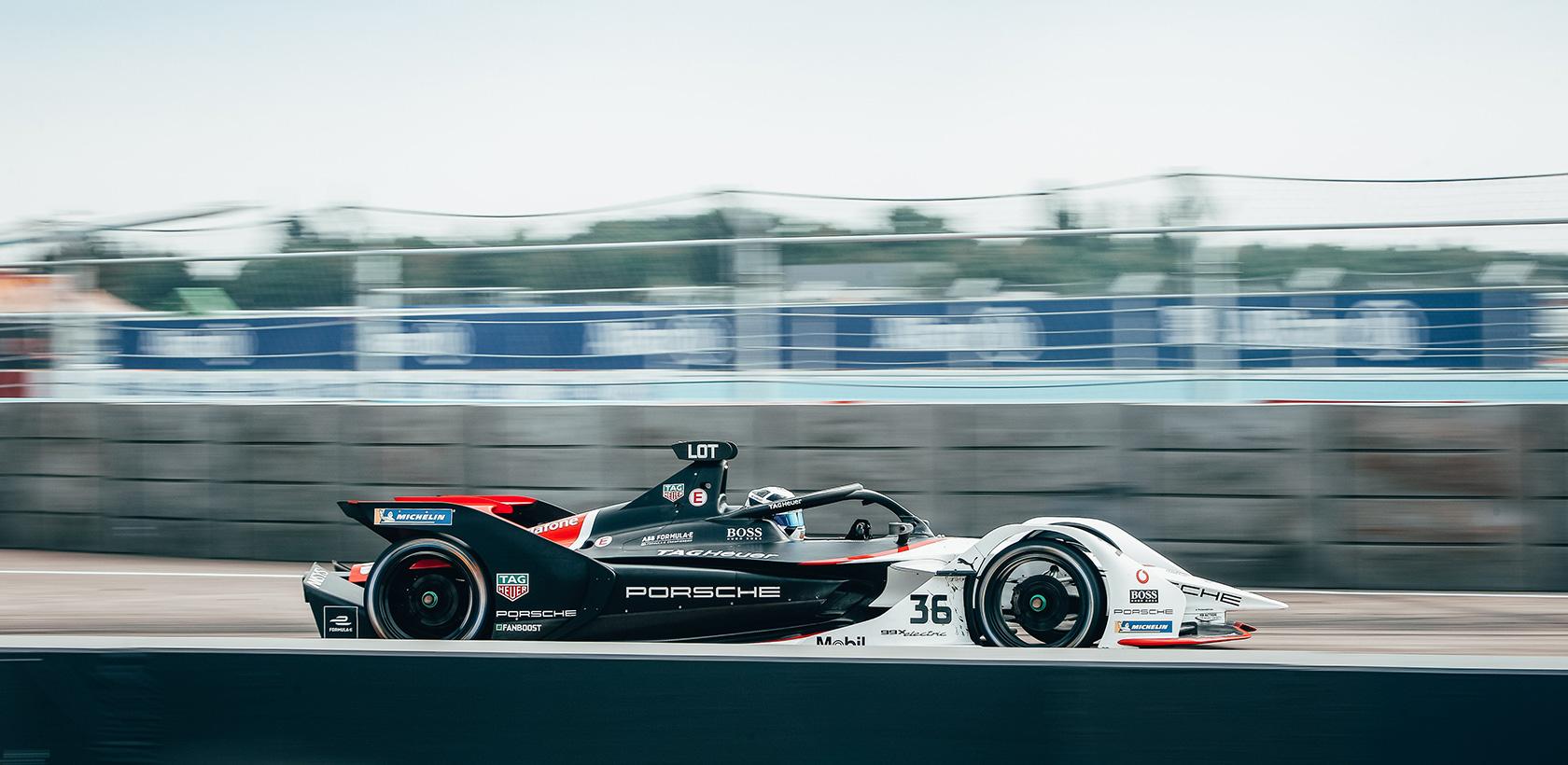 TAG Heuer Porsche FE, Porsche termine sa première saison parmi les meilleures nouvelles équipes de la compétition