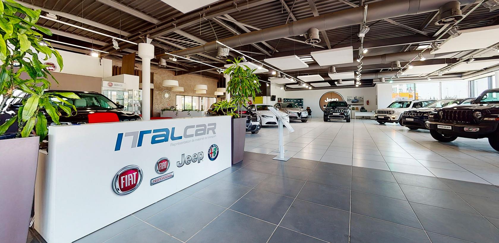 ITALCAR enregistre une progression de ses ventes