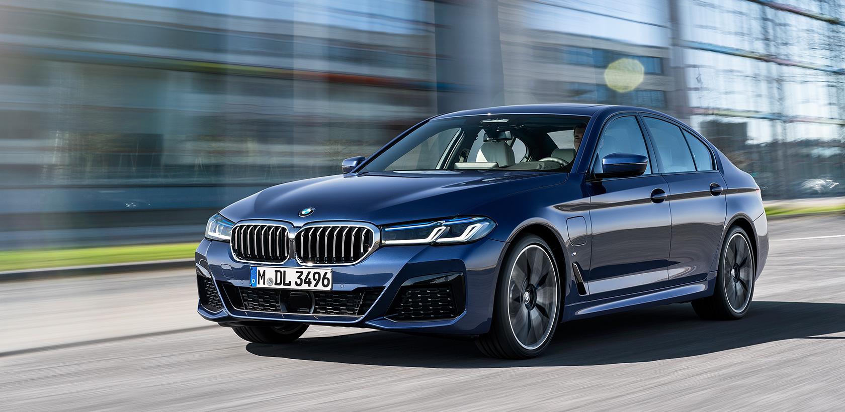 Nouvelle BMW Série 5 en Tunisie