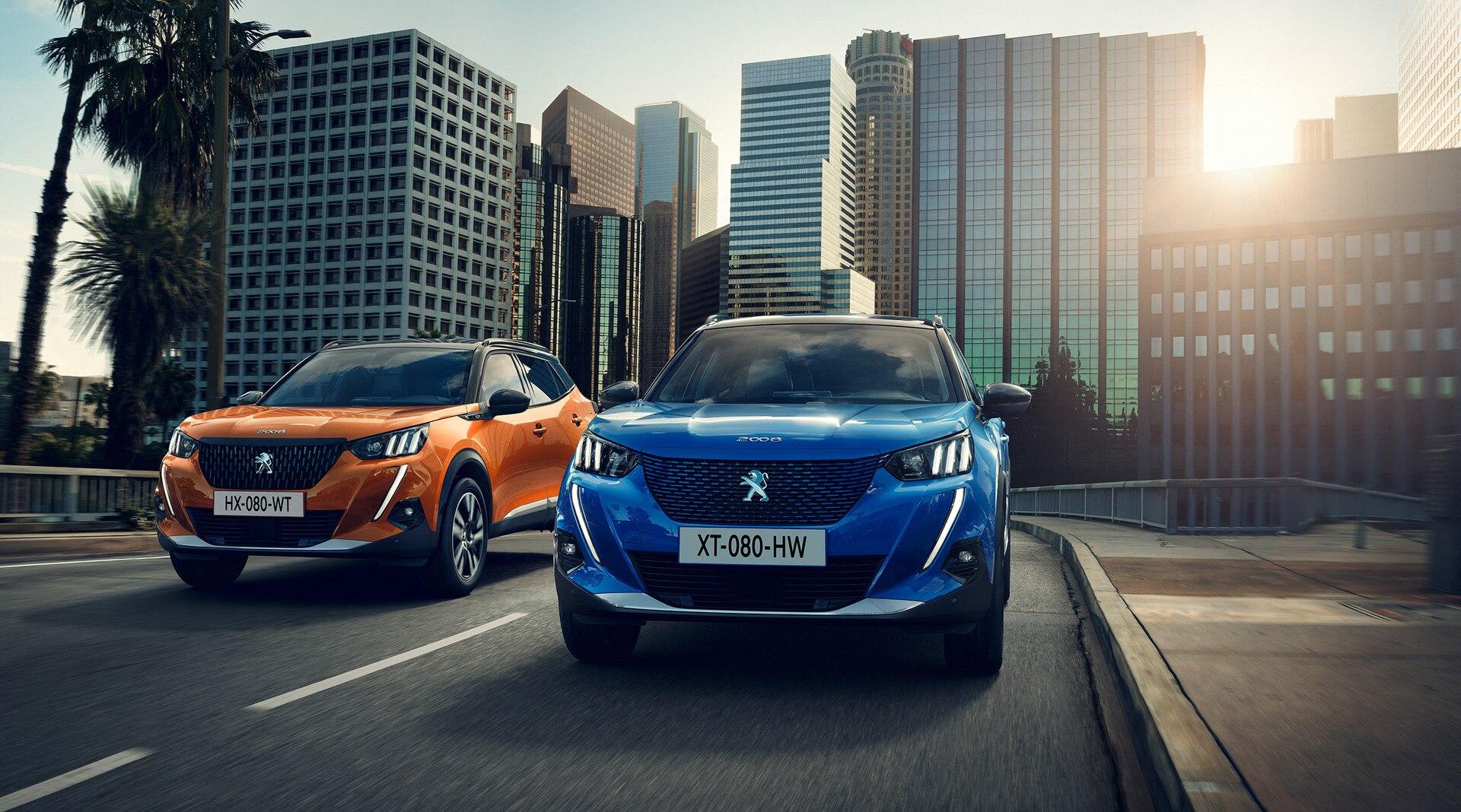 Peugeot en tête des ventes en Octobre