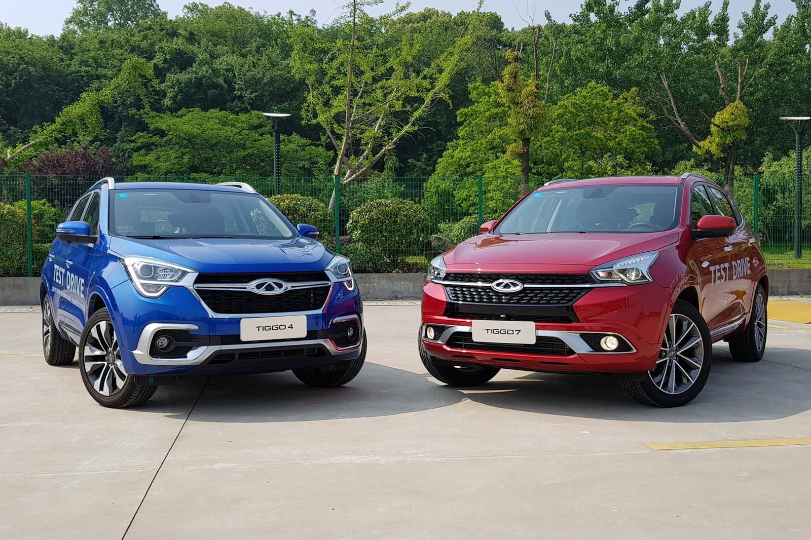Chery passe la barre des 2000 véhicules vendus en 2020