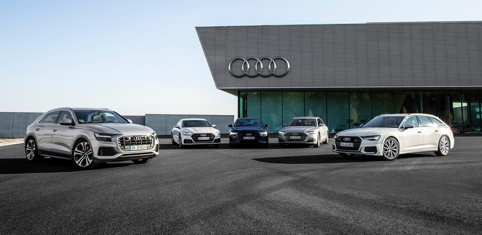 Audi leader du segment premium en Tunisie pour la 6ème année consécutive
