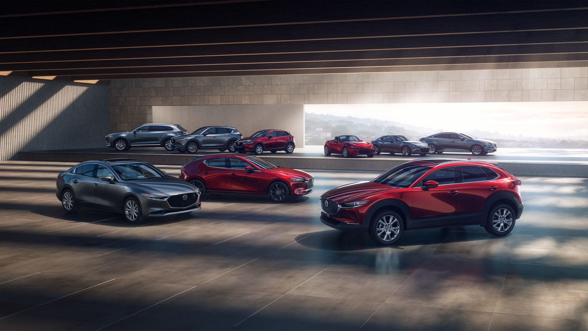 Mazda sacrée marque la plus fiable par Consumer Reports