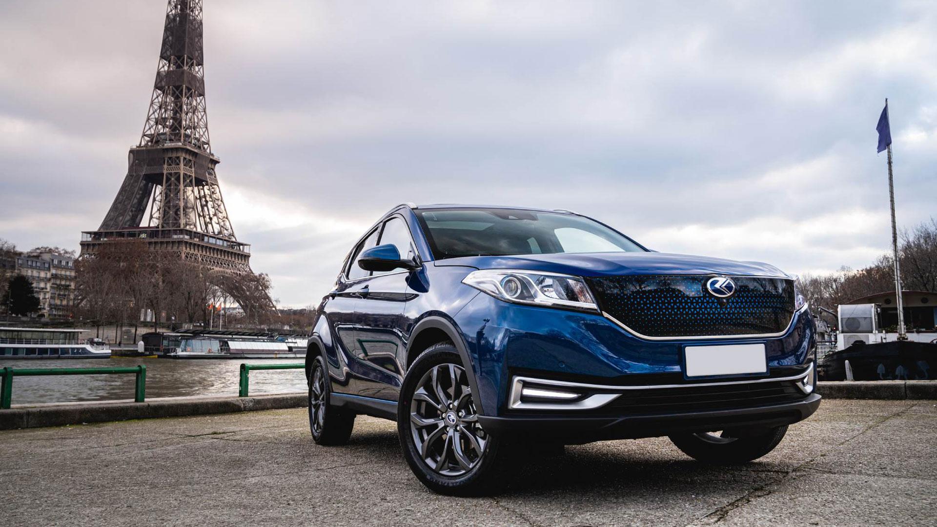 DONGFENG fait son entrée sur le marché européen avec deux SUV