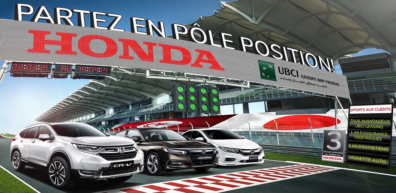 Honda Tunisie se rapproche de sa clientèle à Sfax