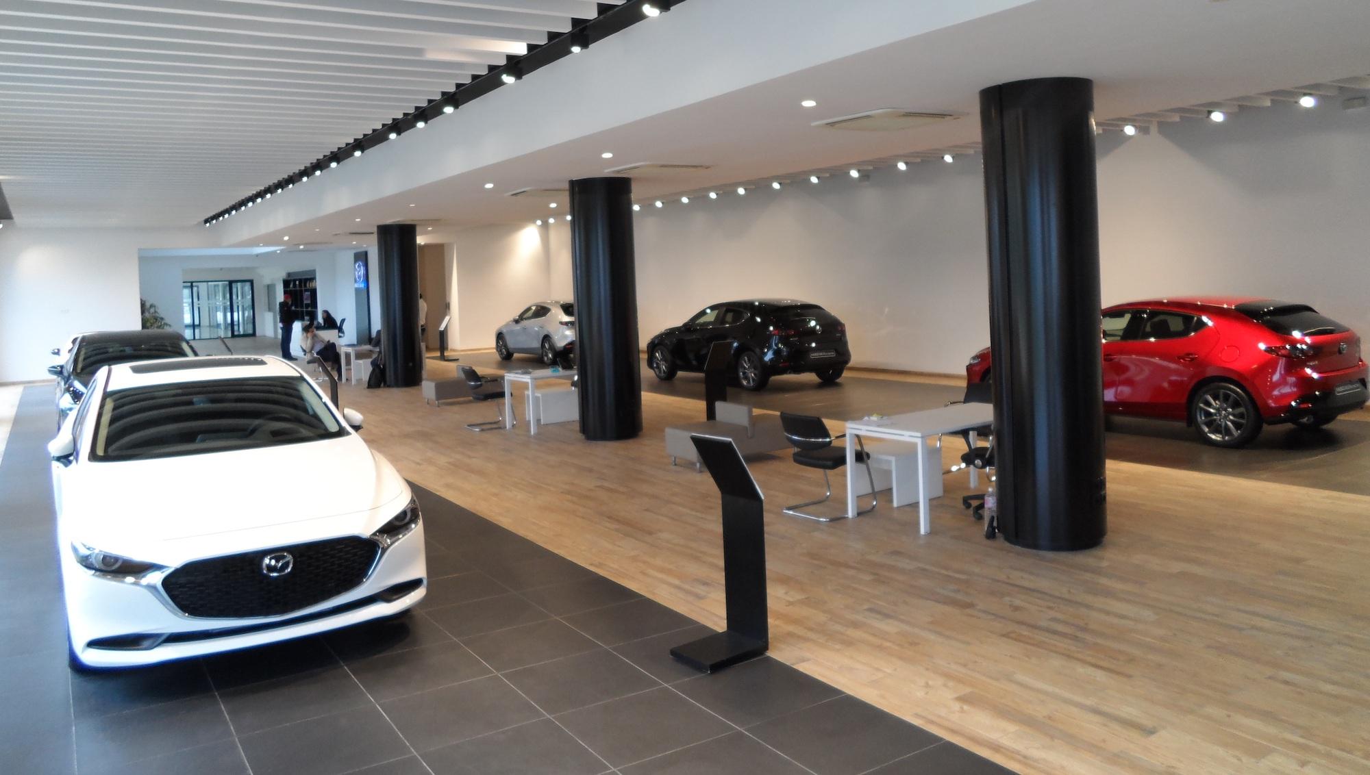 La nouvelle Mazda 3 disponible chez Economic Auto