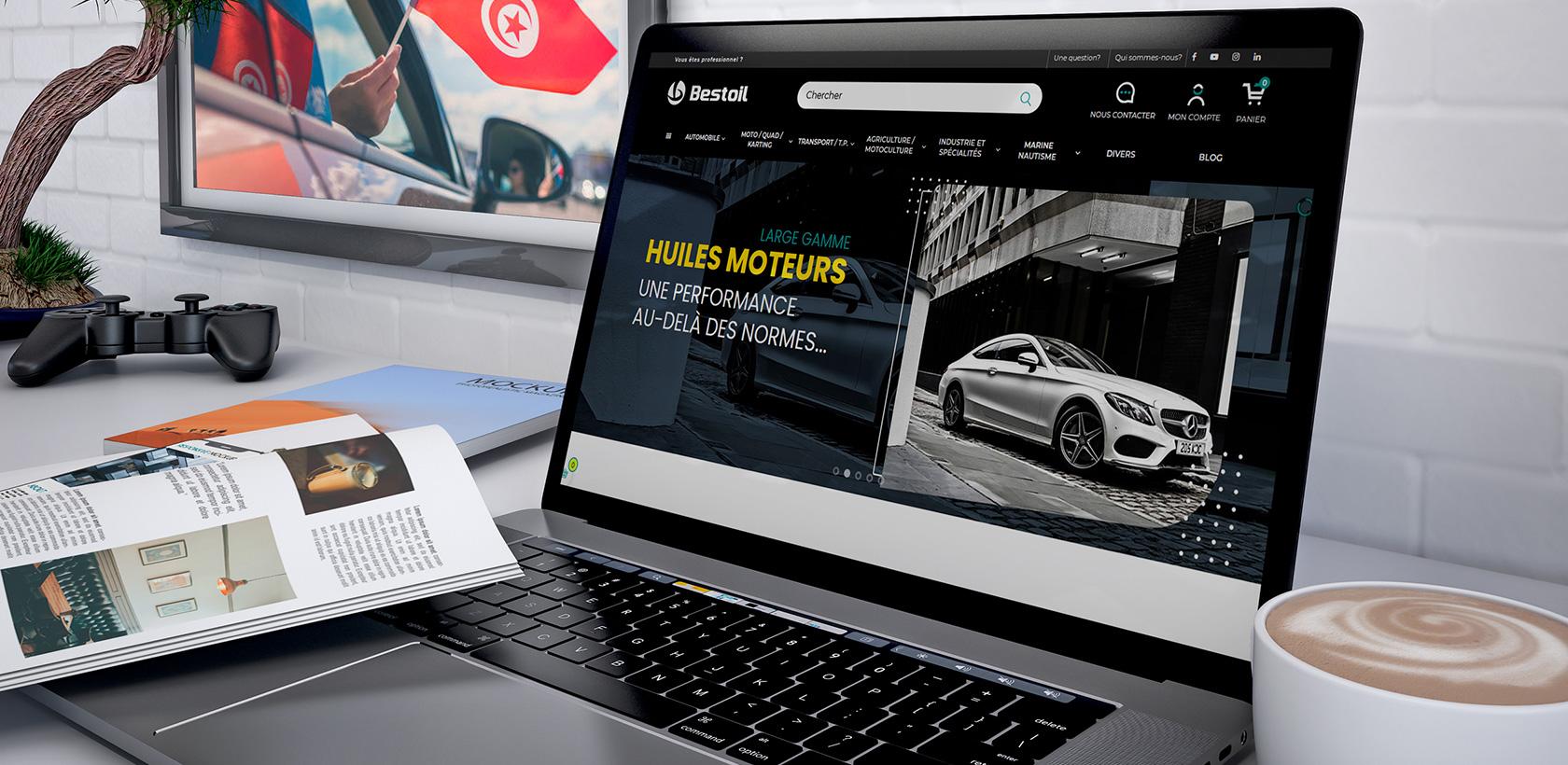 Bestoil.tn, une boutique en ligne spécilaisée dans vente de