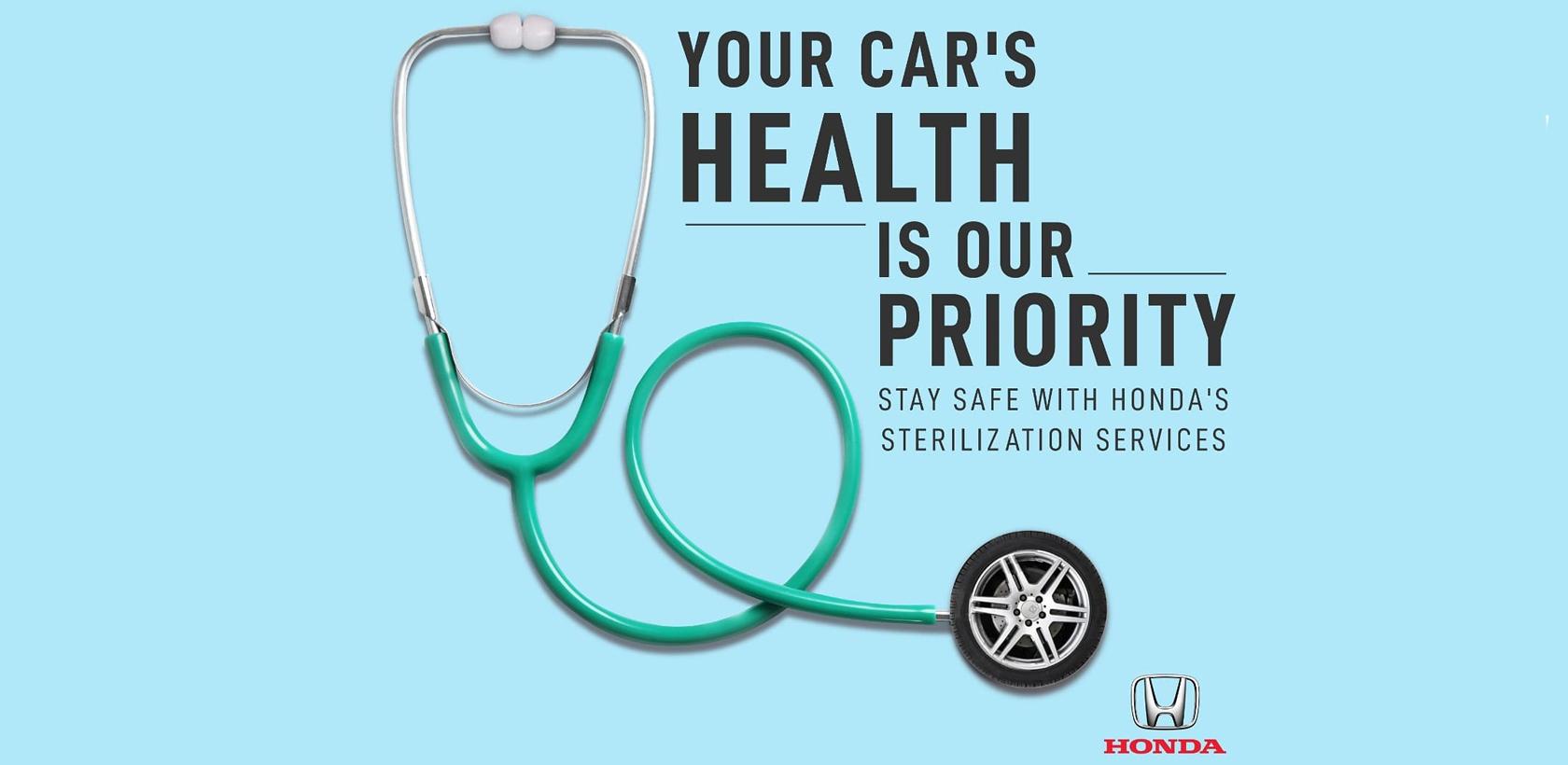 Stérilisation Honda, un service pour votre sécurité et la santé de tous