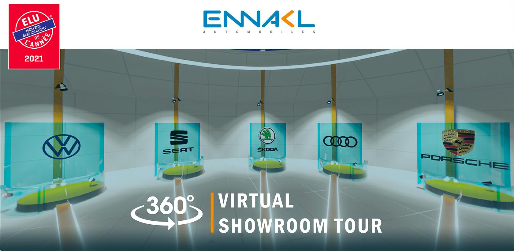 Ennakl Automobiles élu Meilleur Service Client de l'année 2021