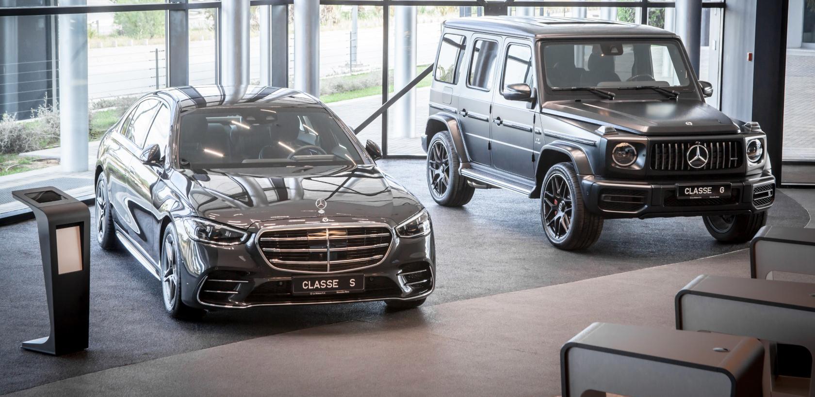 Mercedes-Benz Tunisie en tête du segment premium en 2021