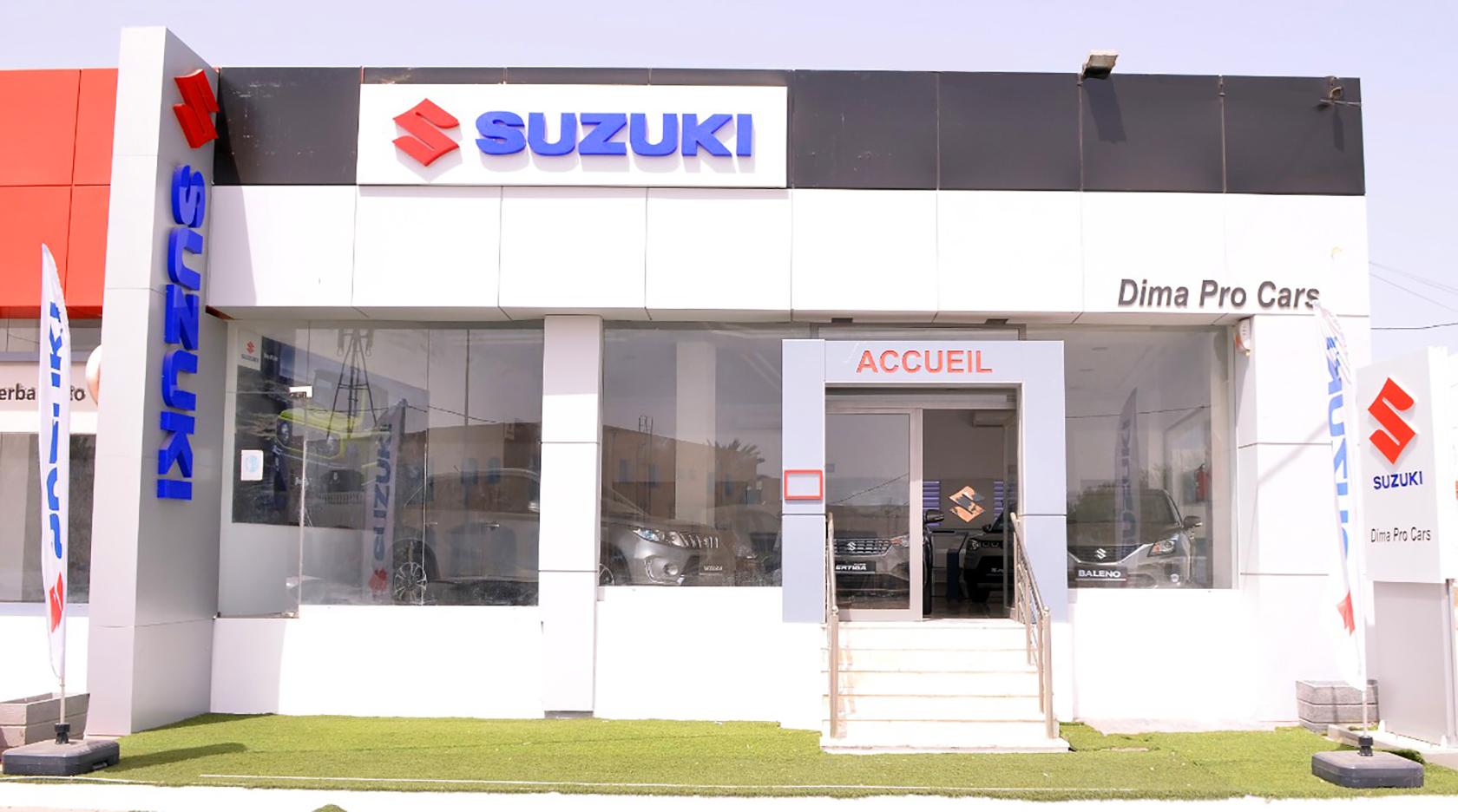 CARPRO concessionnaire SUZUKI en Tunisie annonce l'ouverture de sa quatrième agence à Djerba