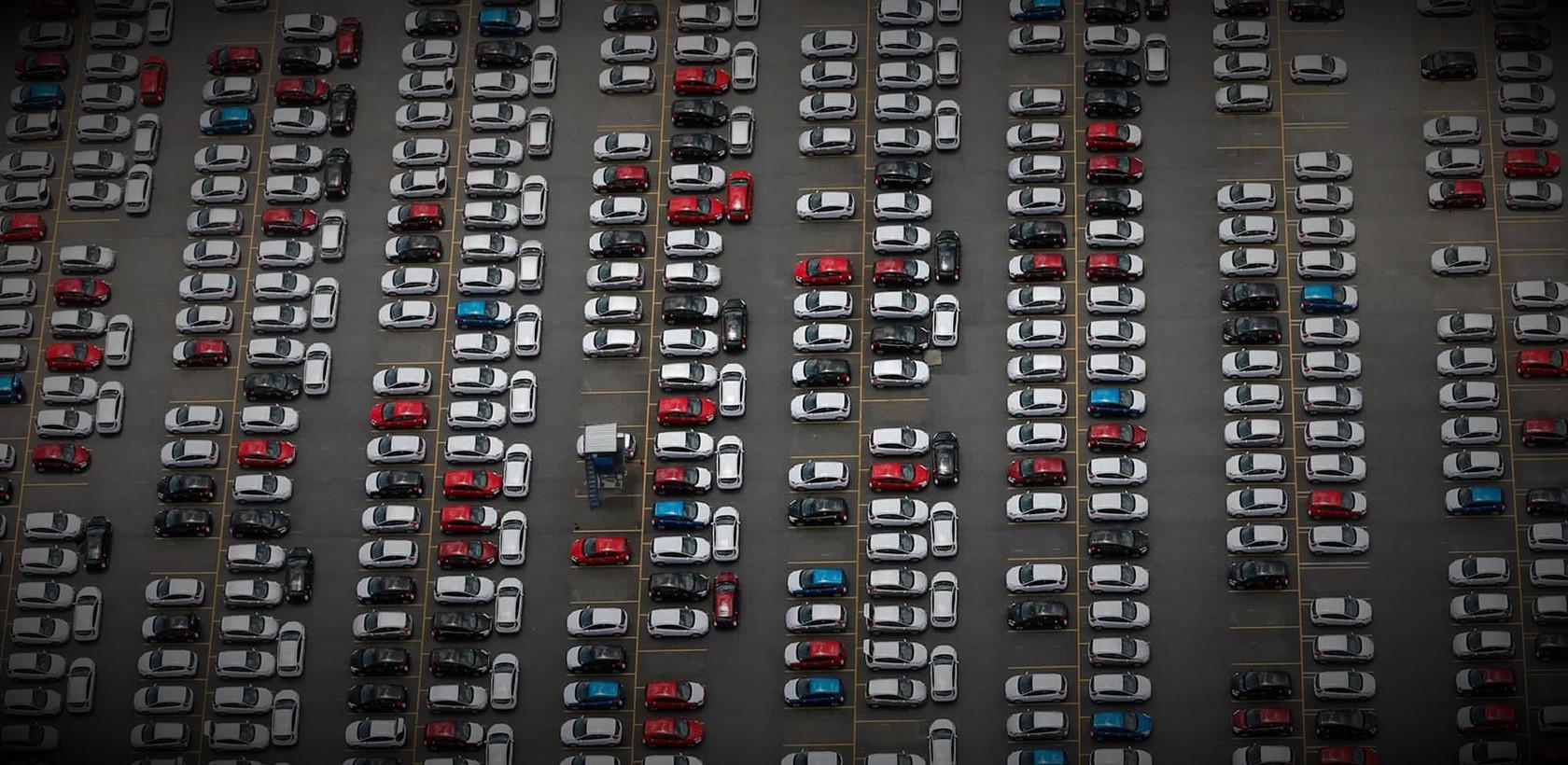 Statistiques des immatriculations des véhicules légers à Septembre 2021